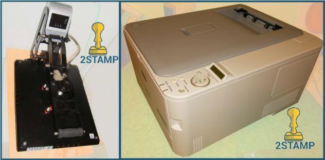 Kit economico per stampa digitale foto su t-shirt - 2Stamp
