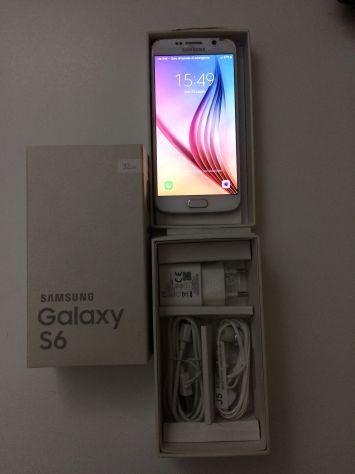 Samsung S6 Bianco