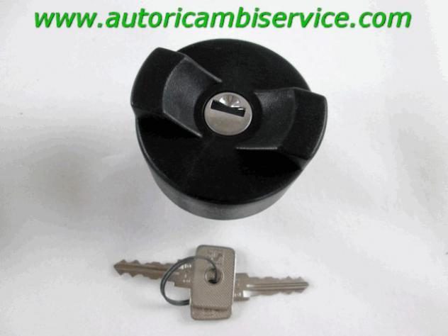 6080 TAPPO SERBATOIO CARBURANTE CON CHIAVE SISPA FIAT RITMO 1.3 B 5P (DAL 1 …