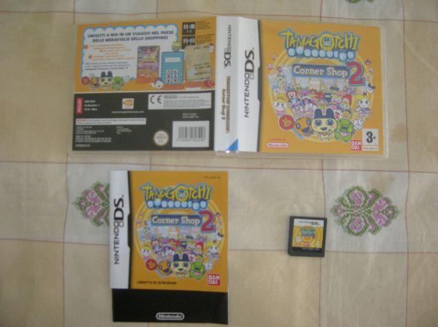 gioco tamagotchi connexion corner shop 2 per