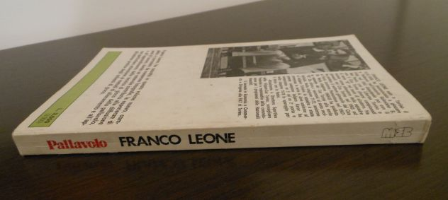 Pallavolo, FRANCO LEONE, MANUALI PRATICI MEB 1978. - Foto 4