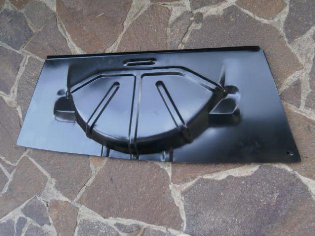 """Rivestimento anteriore Fiat 600d 600f vano anteriore ruota di scorta """" … - Foto 6"""