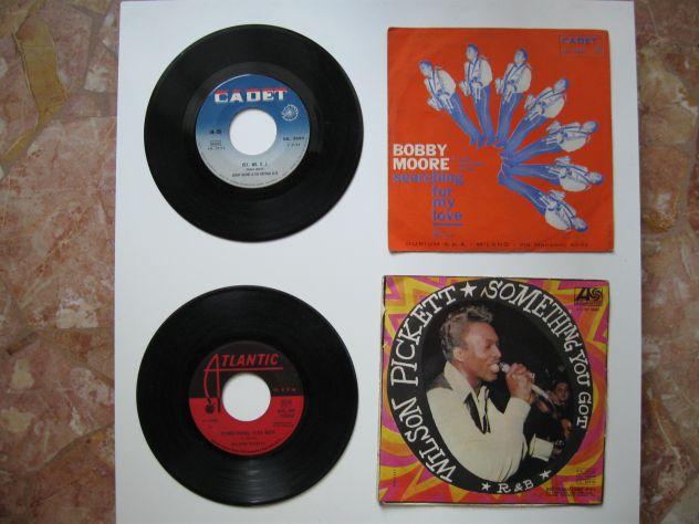 2 dischi 45 giri originali anni '60