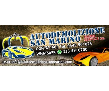 AUTODEMOLIZIONE SAN MARINO - Foto 18