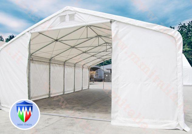 Tendoni 8 x 12 linea Impero qualitá Estrema per feste magazzino deposito - Foto 7