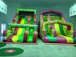 noleggio scivoli  gonfiabili animazioni per bambini a lecco 3478497587 - Foto 2