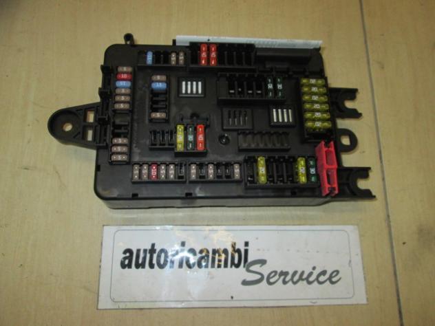 13112012 CENTRALINA SCATOLA FUSIBILI RELE' BMW 318 D F30 2.0 D AUT 4P 105KW …