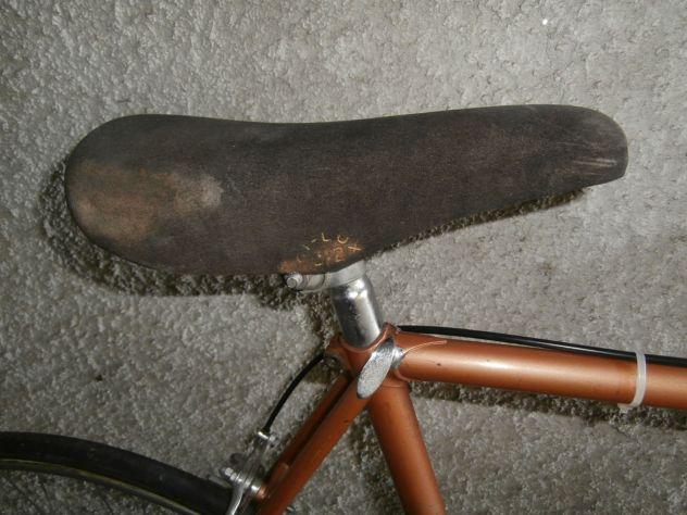 bici corsa ITALVEGA ideale per eroica