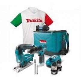 Set avvitatore Makita DK1496X1 -  Cardelli