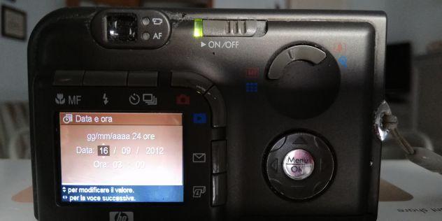 Fotocamera Digitale HP PHOTOSMART R707