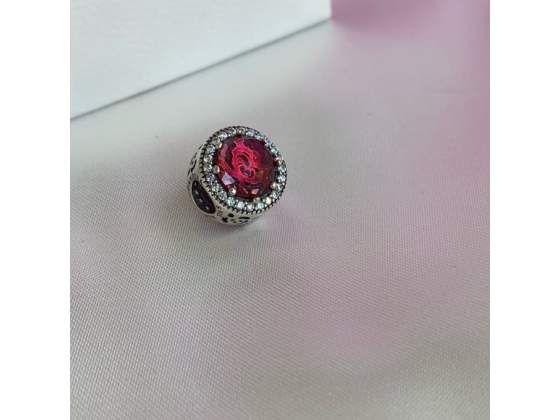 pandora charm rosa di belle