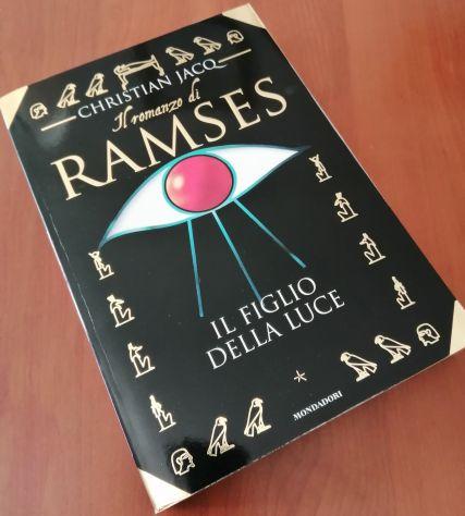 Ramses Il Figlio della Luce di Christian Jacq
