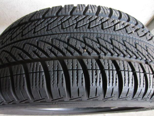 4 pneumatici invernali 225/50 R17 M+S