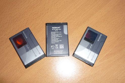 Batterie per NOKIA modelli vari
