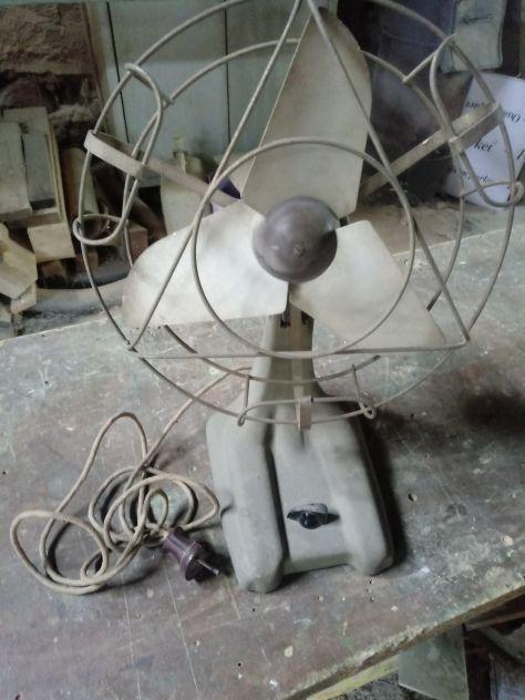 Ventilatore antico