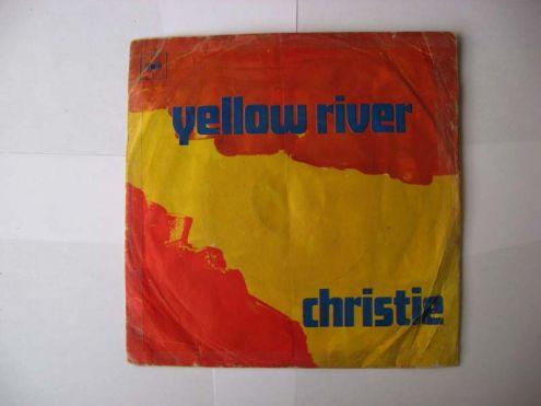 45 GIRI del 1970-Christie-Yellow river