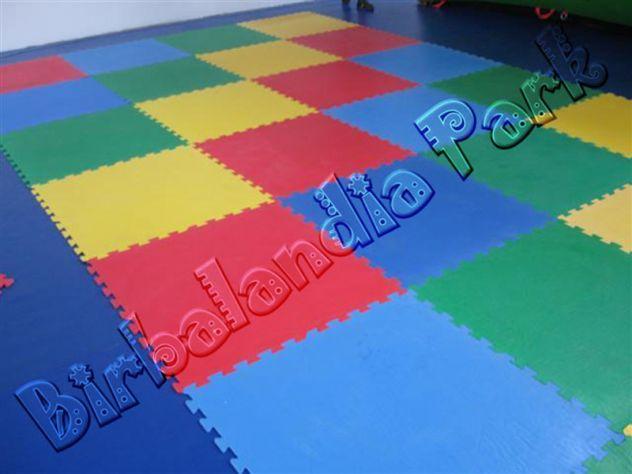 Pavimentazione Antitrauma mod.Puzzle