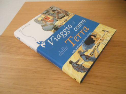 Viaggio al centro della Terra, Jules Verne, Giunti Junior 2009. - Foto 4