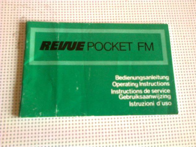 Macchina fotografica Revue Pocket anni '80 - Foto 3