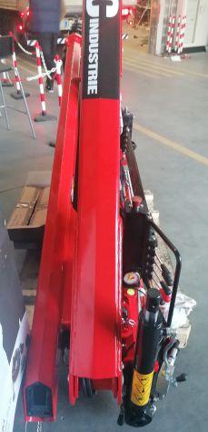 Gru idraulica per autocarro - Foto 4