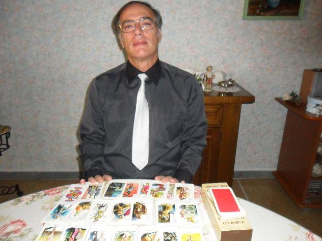 CARTOMANZIA POTENTE MAGIA ROSSA PER AVVICINAMENTI E RITORNI D'AMORE