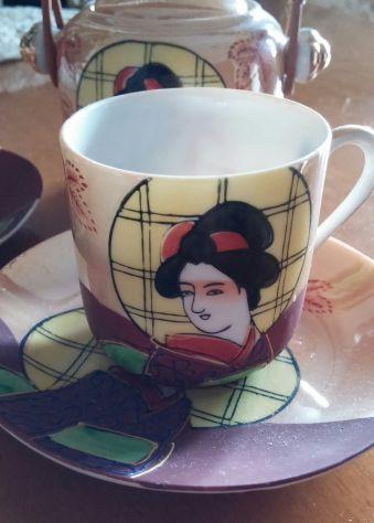 SERVIZIO DA CAFFE GIAPPONESE