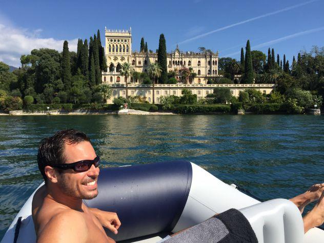 Noleggio barca gommone lago di Garda - Foto 4