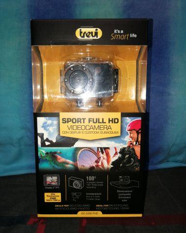 Action Cam go2250 FHD SPORT  -Trevi-