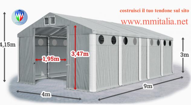 Coperture per protezione Camper Roulotte 4 x 8 prezzi eccezionali - Foto 9