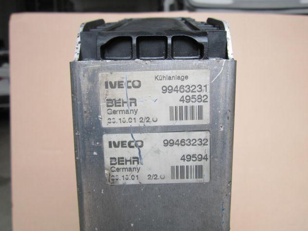 (cod.597) Radiatore acqua Iveco Eurotech. - Foto 4