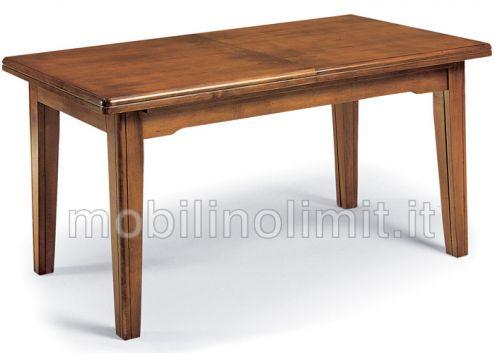 Tavolo con allunghe (160x85) - Nuovo