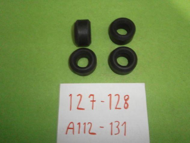 Boccole barra stabilizzatrice Fiat 127 128 131 Autobianchi A112 NUOVE  (4 pz)