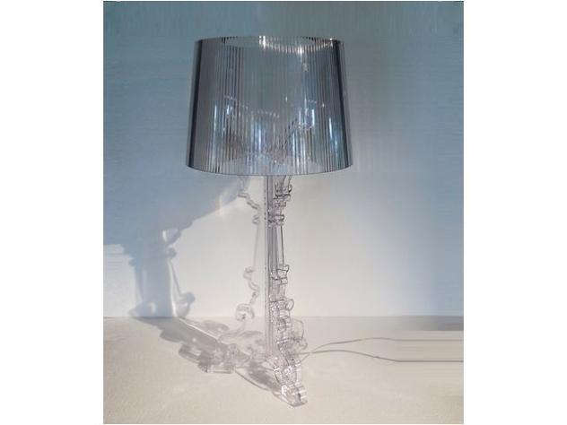 Bourgie Lampada Da Tavolo Kartell Divano Table Lamp Scrivania