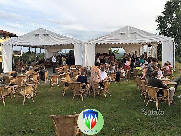 Tendoni per Feste, Eventi, Bar , Ristoranti, su misura, costruiti da té by MM - Foto 8