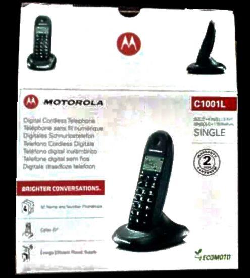 TELEFONO CORDLESS MOTOROLA C 1001 L - Foto 3