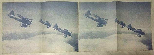 Vecchio Poster aereo da caccia americano P-26 di tipo 'moderno'  come nuovo