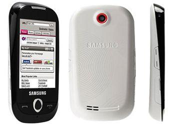 Smartphone Samsung gts3650