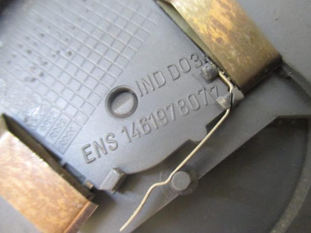 1461978077 BOCCHETTA AERAZIONE LATO DESTRO CRUSCOTTO FIAT ULYSSE 1.8 BENZ 5 … - Foto 2