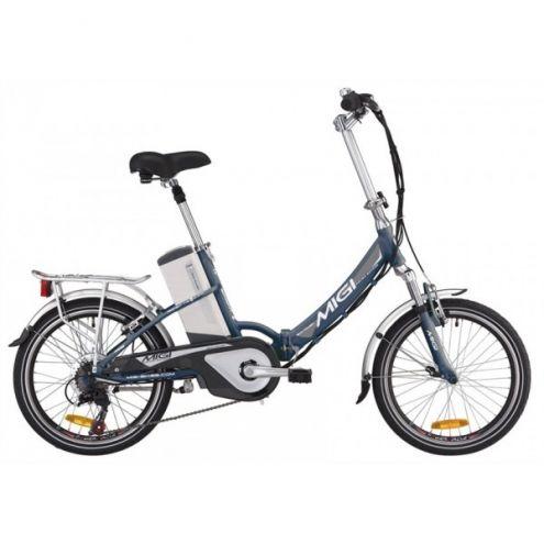 Bici elettrica CSB418 a rate da 25,00 euro mensili