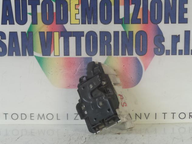 SERRATURA PORTA ANT. SX VOLKSWAGEN POLO 3A SERIE (11/9409/01)