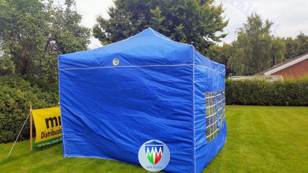 Gazebi 3 x 4,5 in offerta € 220,0,00 nuovi  tessuto 600D Oxford - Foto 6