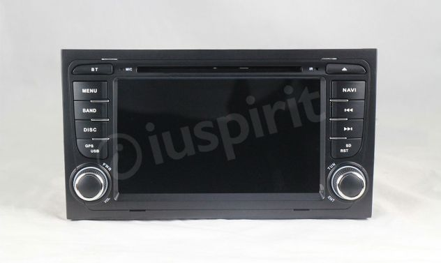 ANDROID 5.1 GPS 2 din autoradio navigatore Audi A4 S4 RS4 Seat Exeo - Foto 9