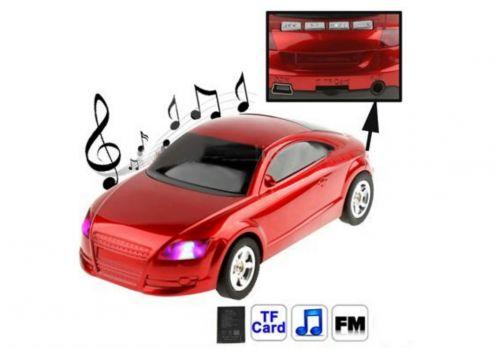 LETTORE PLAYER MP3 CON RADIO A FORMA DI AUTO - Foto 3