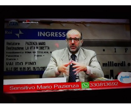Sensitivo Cartomante Mario Pazienza - Foto 2