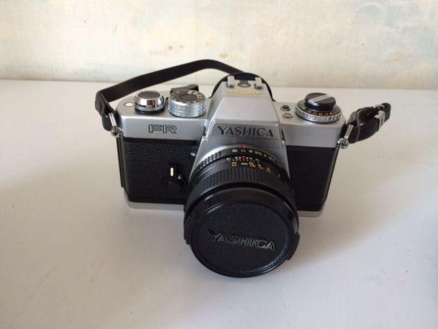 macchina fotografica reflex YASHICA - Foto 2