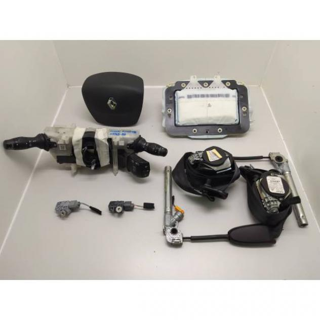 KIT AIRBAG COMPLETO RENAULT Scenic X MOD 1500 Diesel 81 (2010) RICAMBI USATI