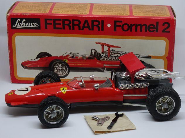 Automodello Ferrari SCHUCO
