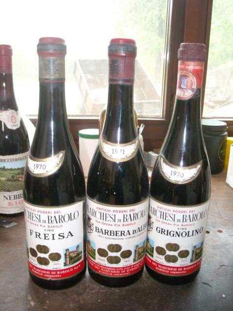 Bottiglie vino da collezione - Foto 2