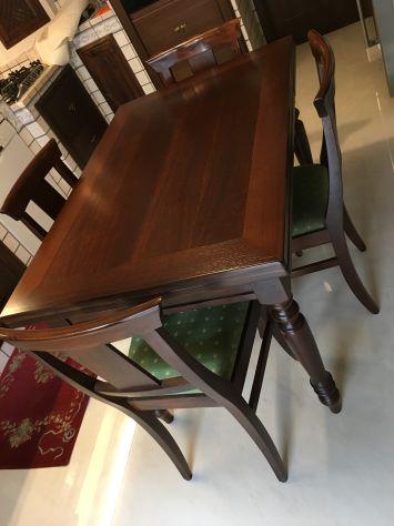 Offro tavolo allungabile in legno massiccio - Foto 2