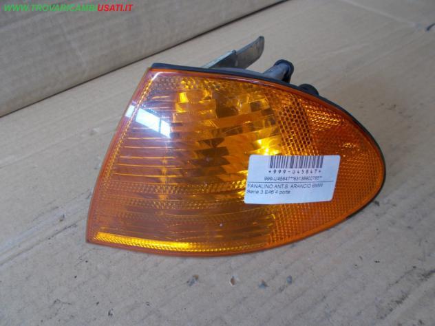FANALINO ANT.S. ARANCIO BMW Serie 3 E46 4 porte